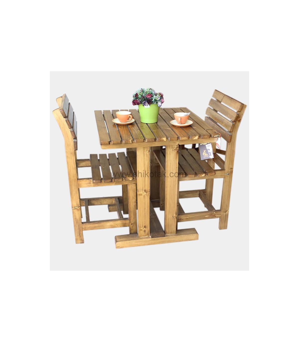 میز چوبی صبحانه خوری سری 405