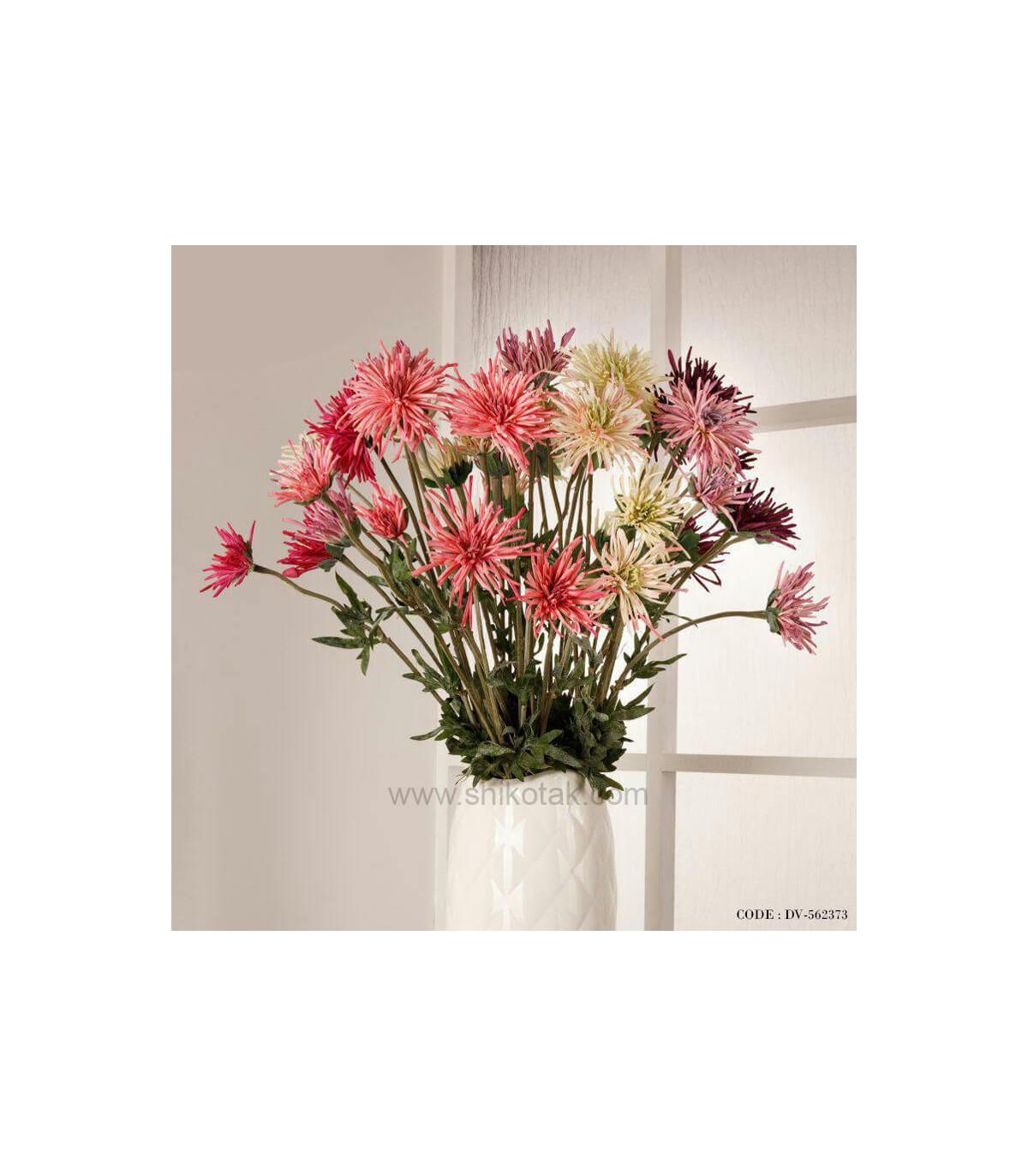 مدل گل مصنوعی شاخه ای داوودی فوجی