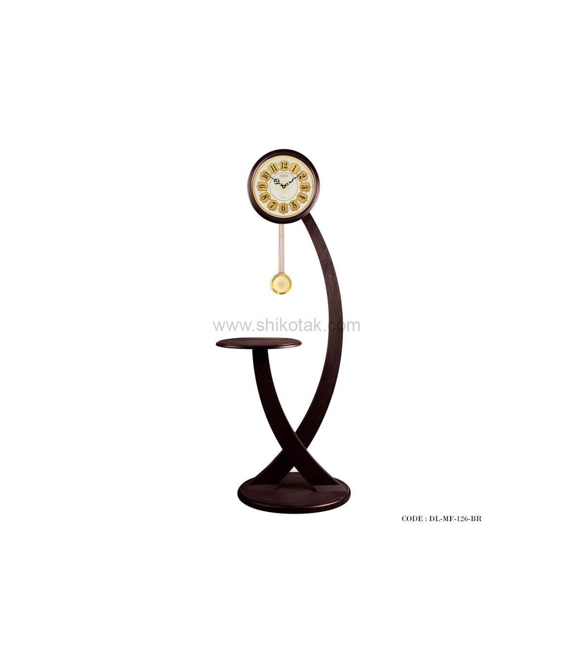 عکس ساعت ایستاده جدید سری 126 فلور سونایی