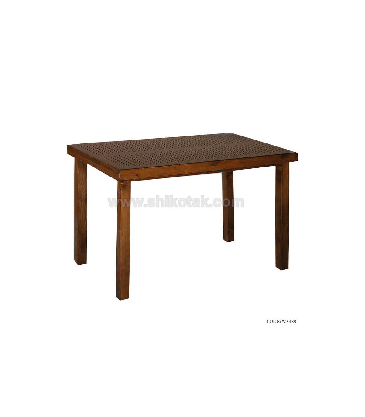 خرید اینترنتی ست میز کرکره ای و صندلی