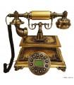 تلفن نوستالژیک طلایی سری 011