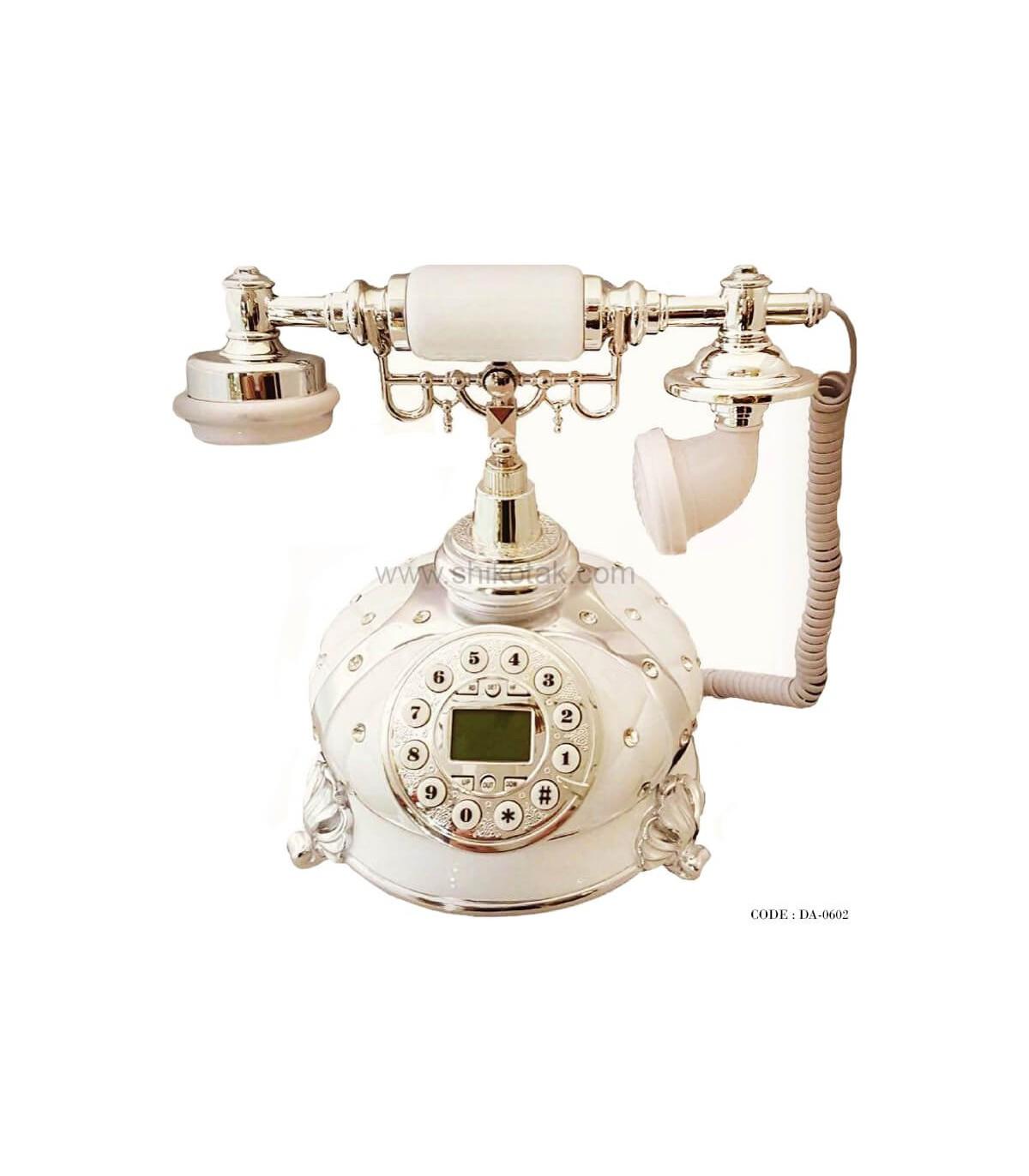 تلفن رومیزی طرح قدیمی سری 0602