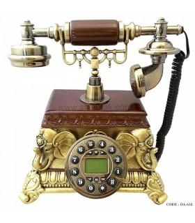 تلفن دکوری رومیزی سری 618