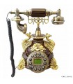 تلفن نوستالژیک طرح طاووس سری 8312