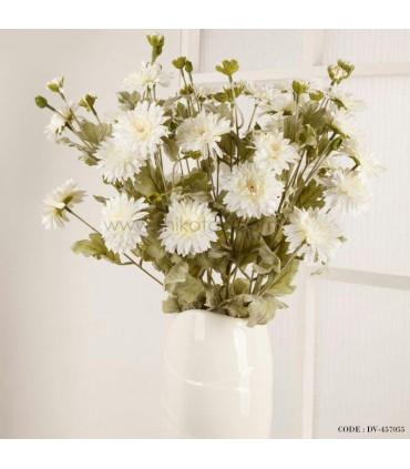 گل مصنوعی داودی