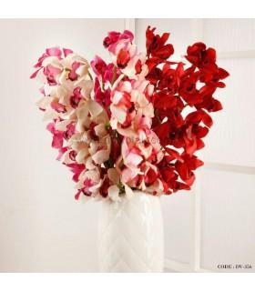 مدل گل مصنوعی ارکیده صحرایی