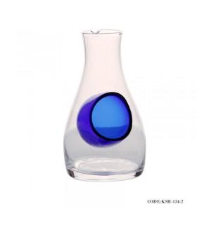 ظرف نوشیدنی فانتزی شیشه ای