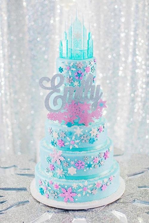 26 مدل کیک تولد دخترانه بسیار زیبا