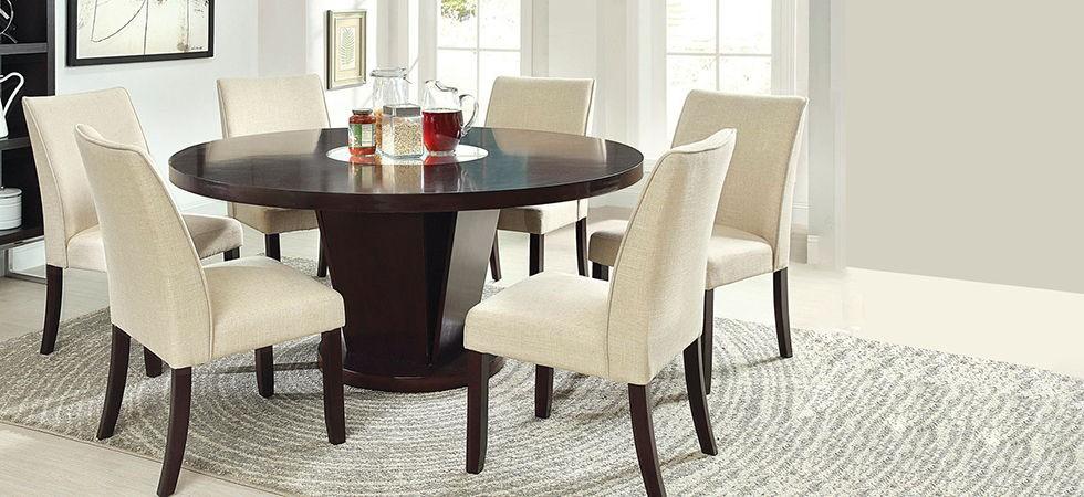 میز ناهار خوری گرد یا مربع؟!