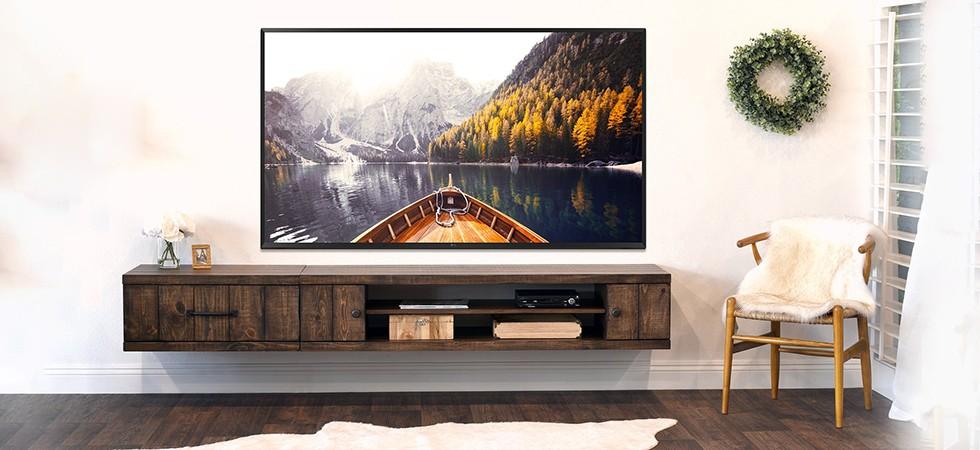 میز تلویزیون دیواری بخریم یا زمینی؟!
